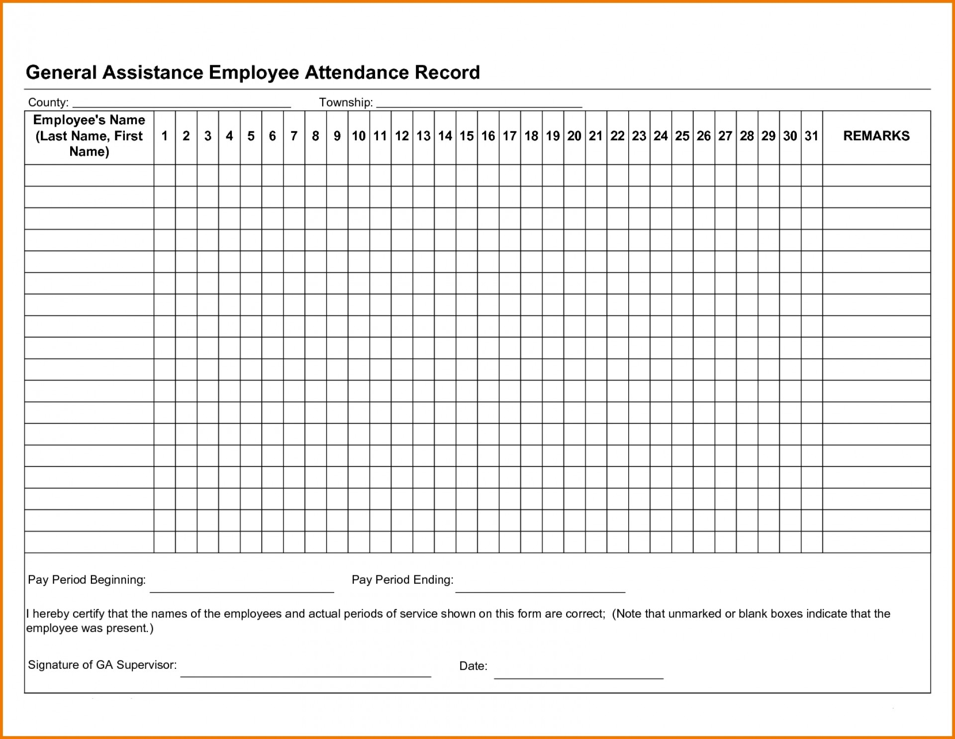 002 Employee Attendance Record Template Excel Maxresdefault