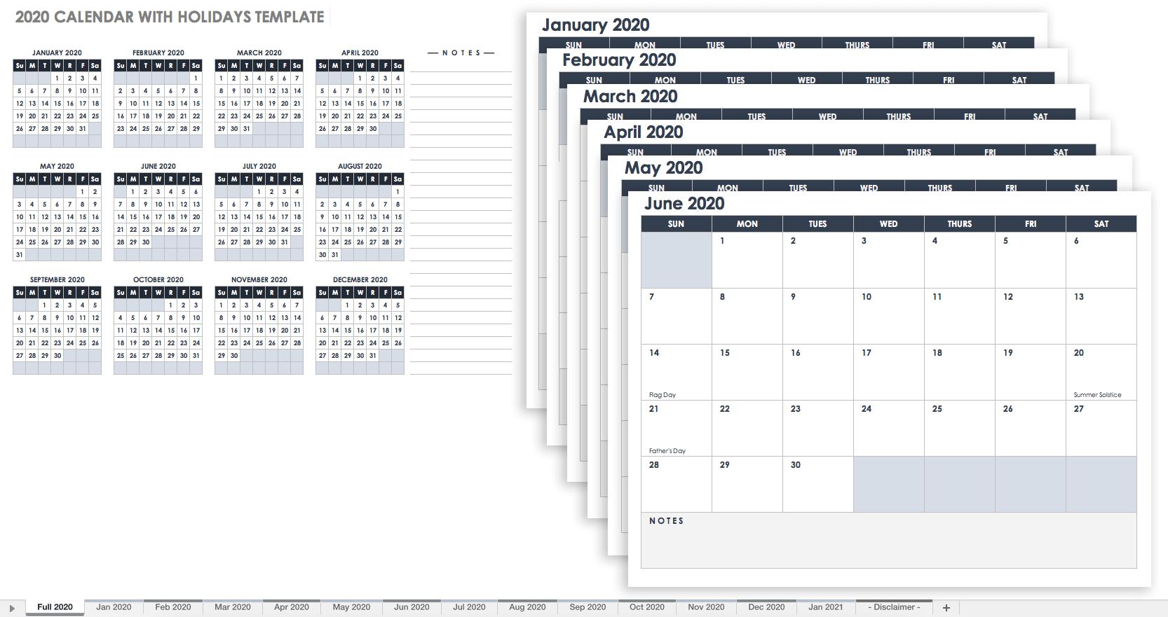 028 Google Sheets Calendar Template Free Templates
