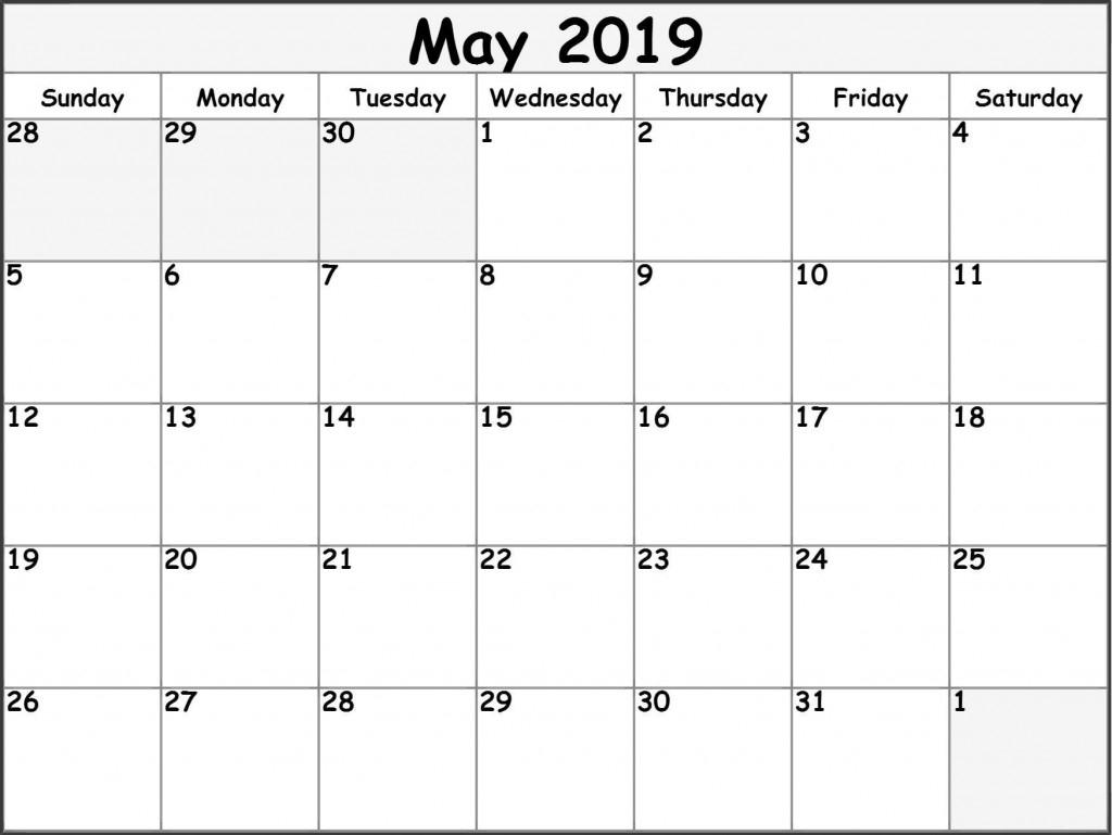 048 Template Ideas Free Blank Calendar Printable Templates