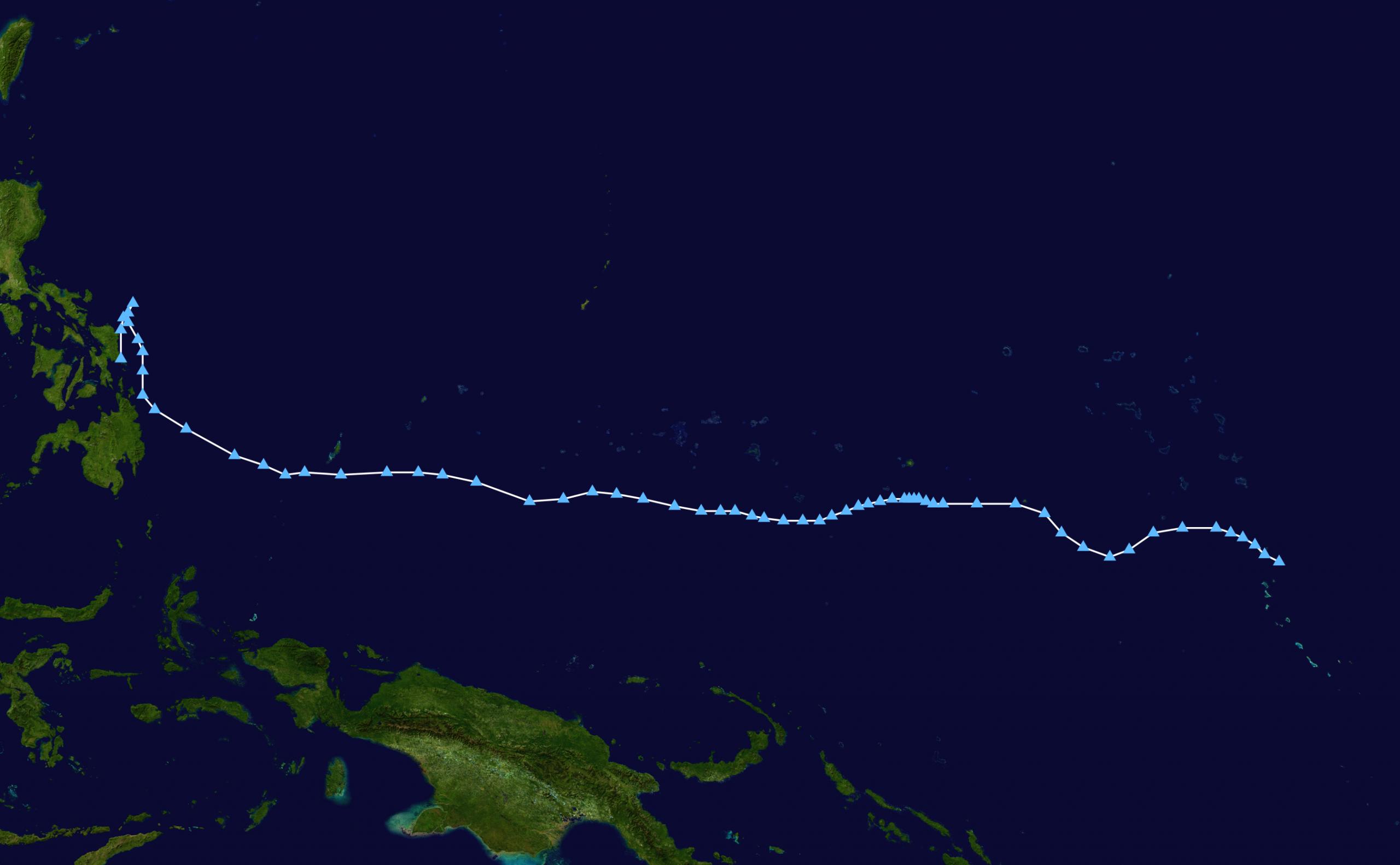 2019 Pacific Typhoon Season - Wikiwand
