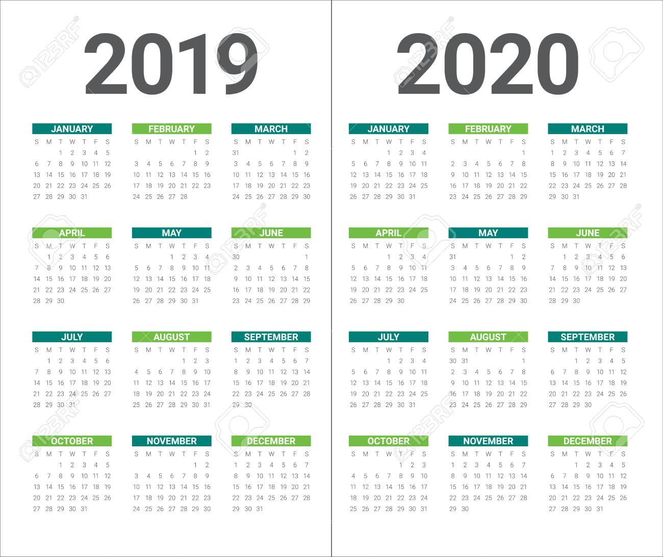 2020 Calendar Photo | Calendar Printable Free