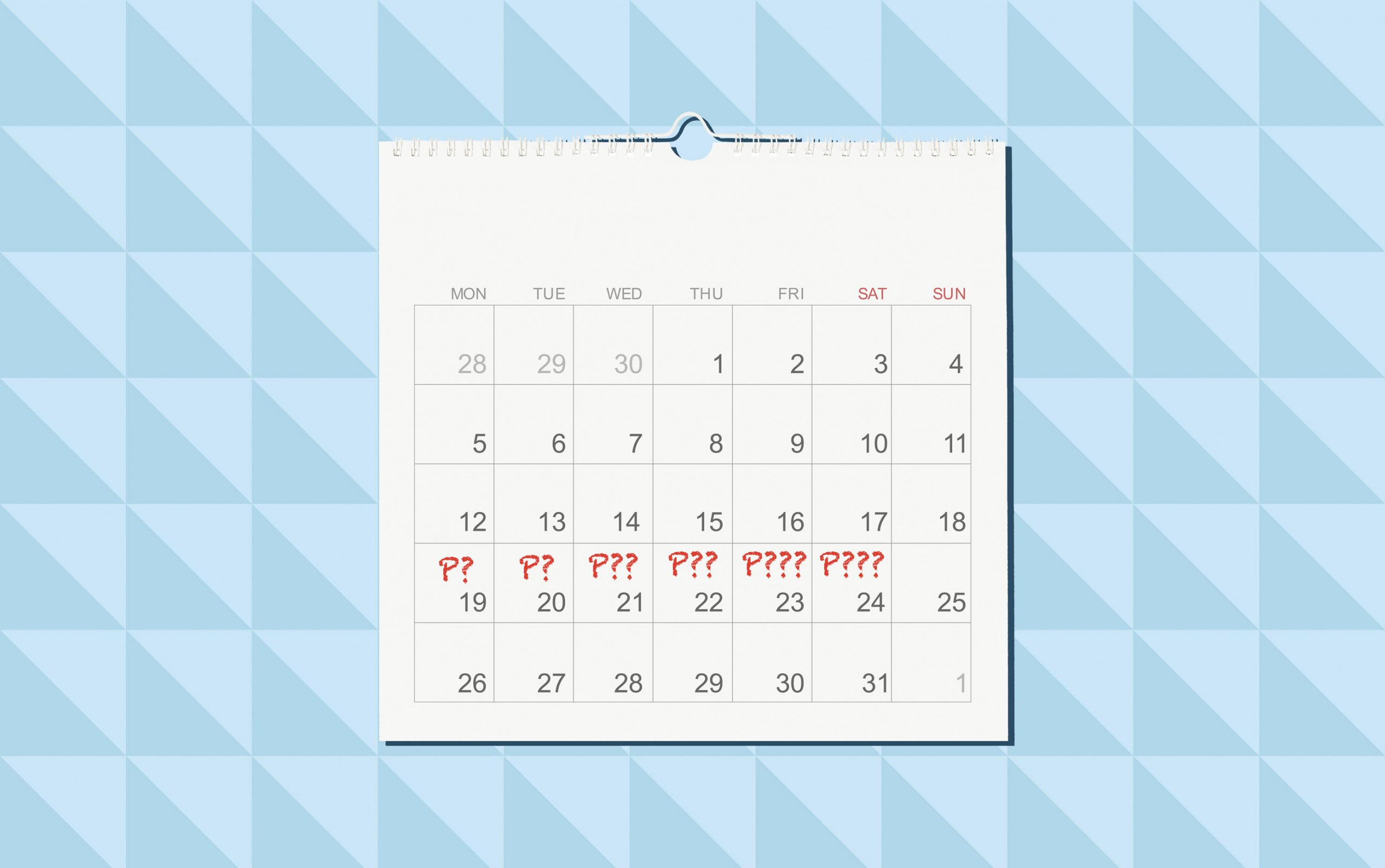 7 Reasons For A Missed Period After Stopping Birth Control