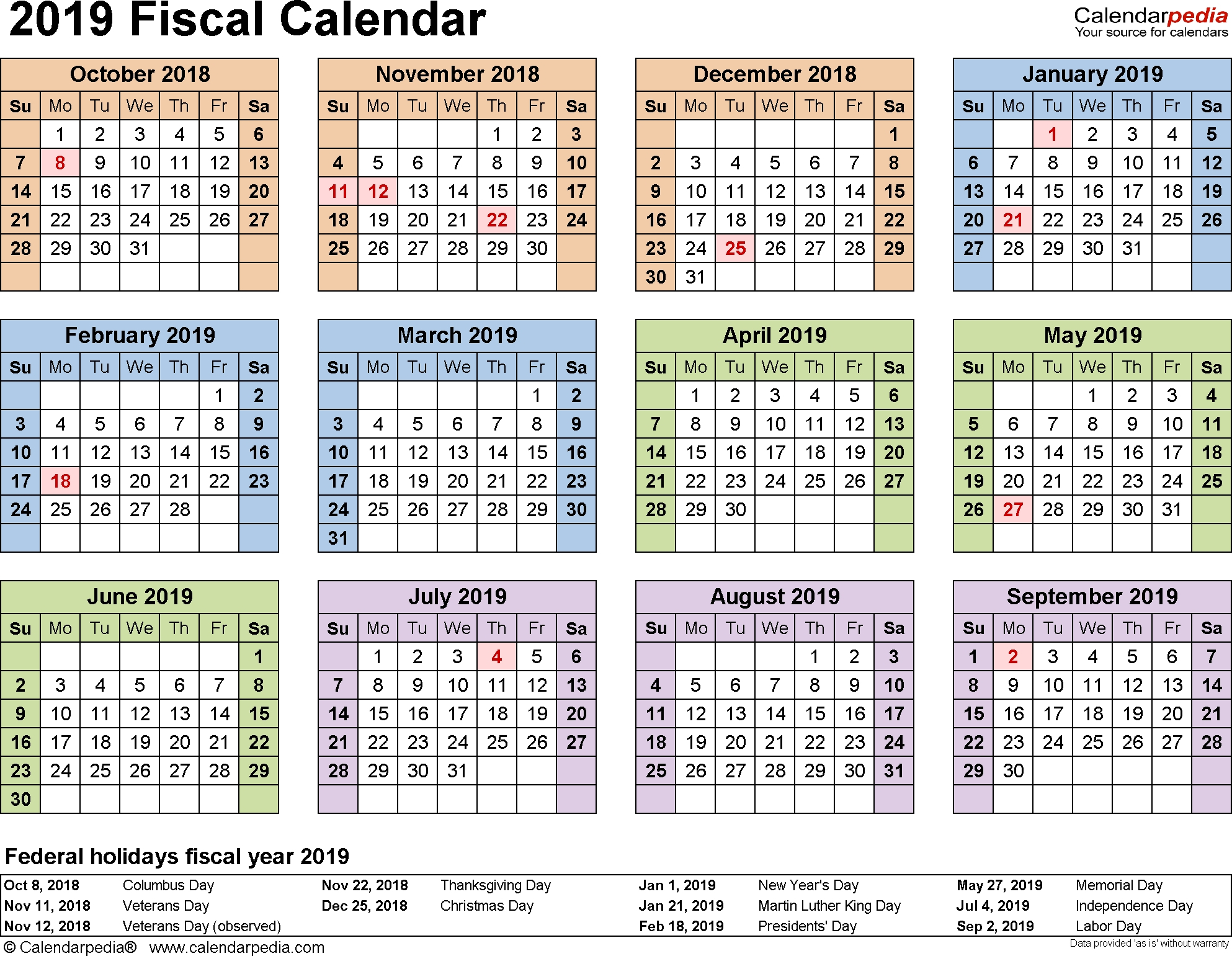 9/80 Scheduling Calendar 2020 - Calendar Inspiration Design