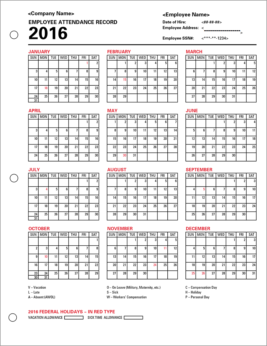 Absentee Calendar – Funf.pandroid.co Within 2018 Adp Payroll