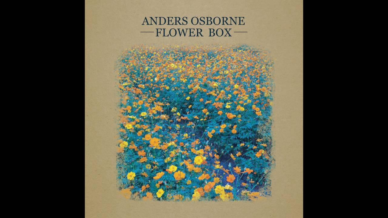 Anders Osborne Announces Special Birthday Bash Performance