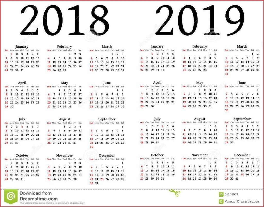 Best Julian Date August 2019 Calendar — Unique Table Calendar