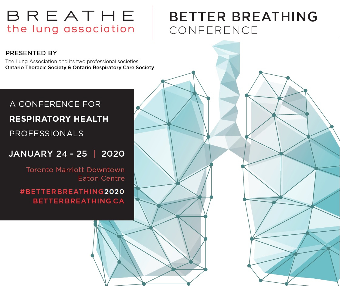Better Breathing 2020 Conference And Pre-Conference