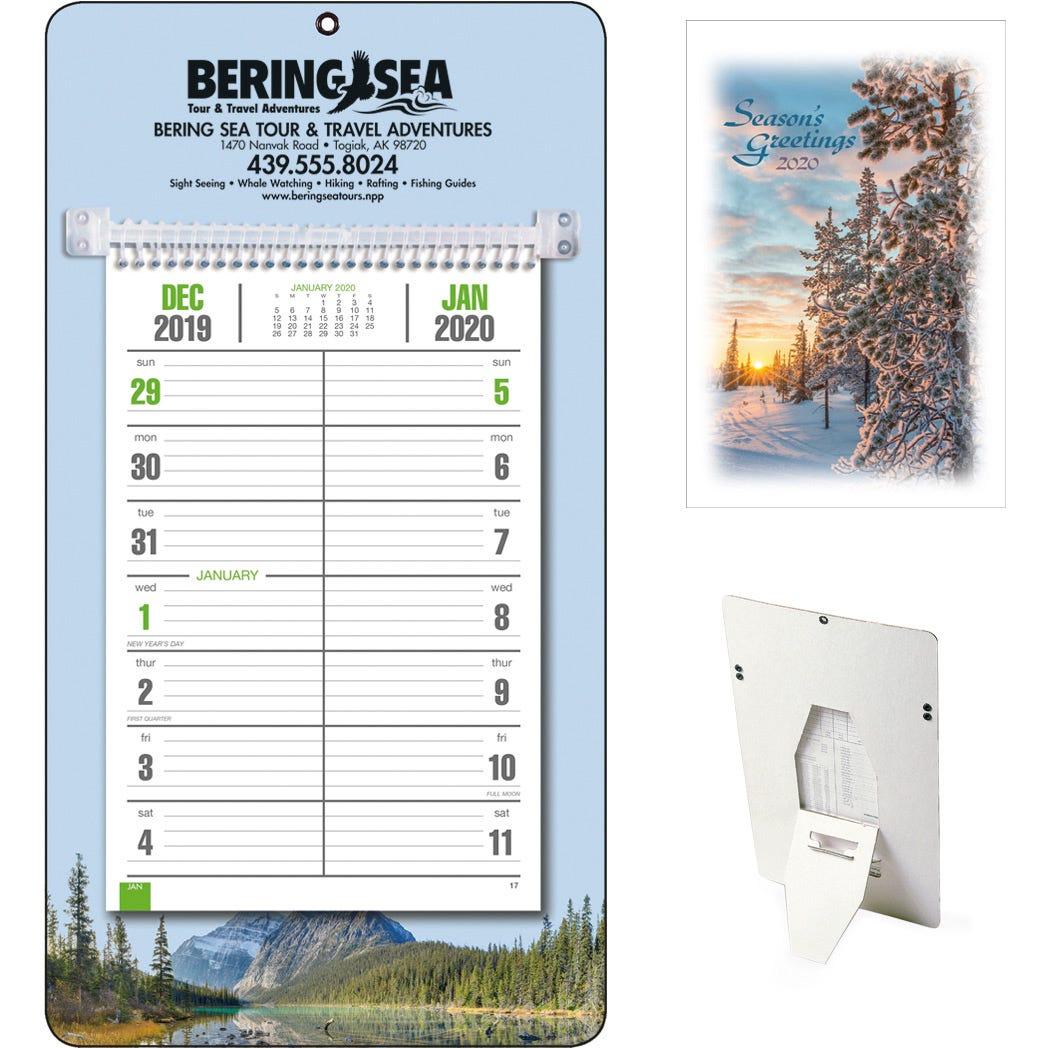 Bi-Weekly Memo Calendar (2020)
