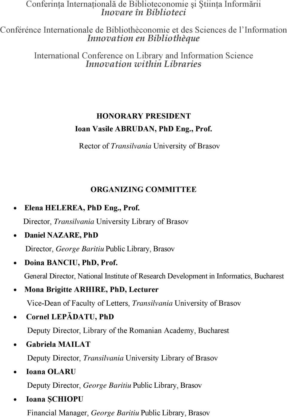 Biblio 2012 Innovation En Bibliotheque Innovation Within