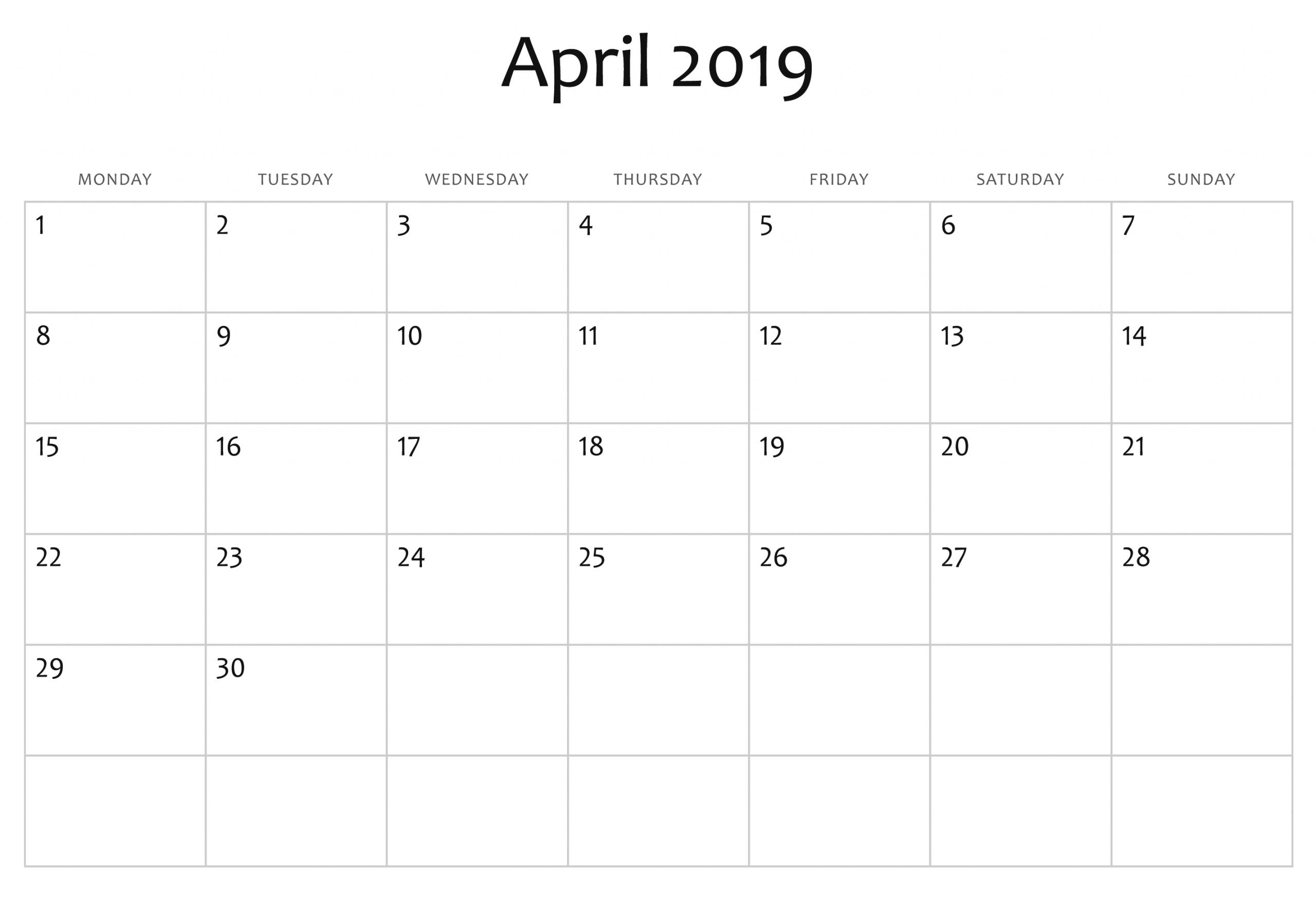 Birthday Calendar Montessori For Print - Calendar