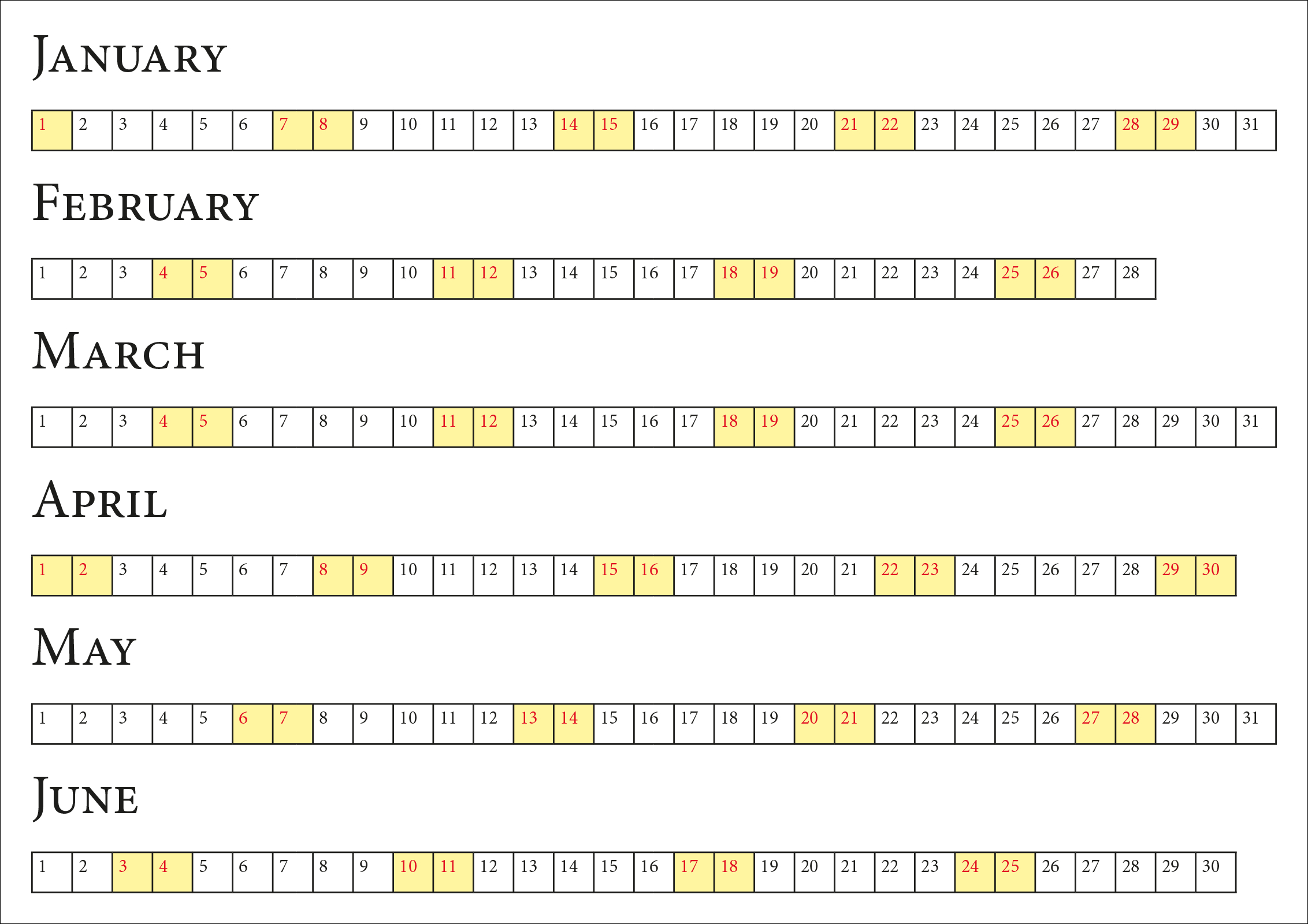 Calendar Wizard Script Upgraded - Indesignsecrets