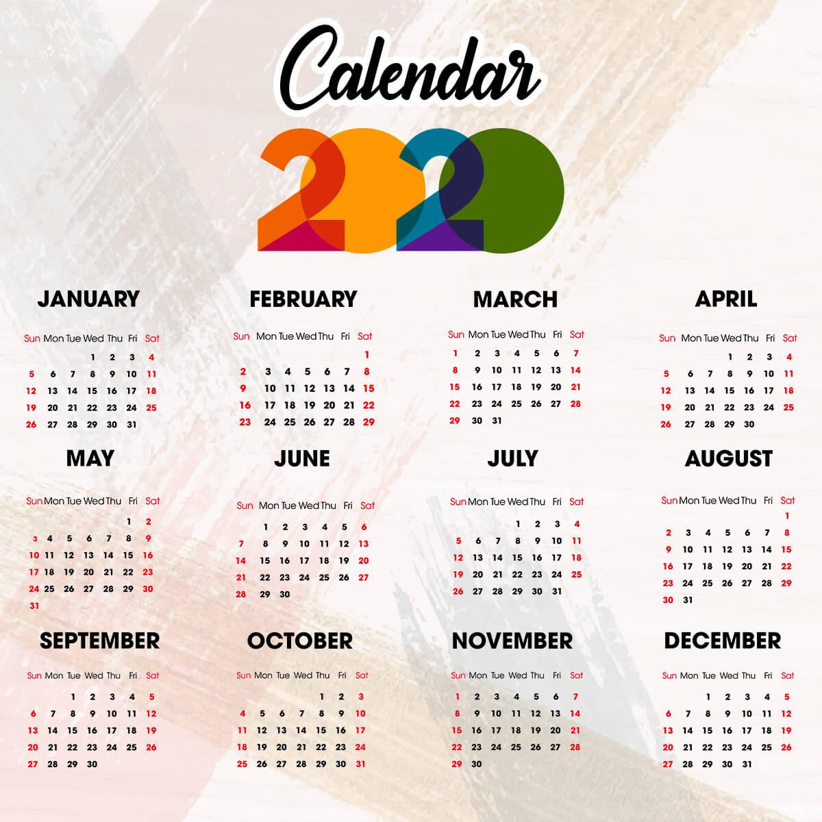 Calendarul Zilelor Libere In 2020 | Ziarul Profit