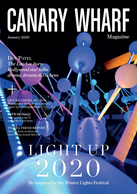 Canary Wharf Magazine January 2020 By Luxury London Media