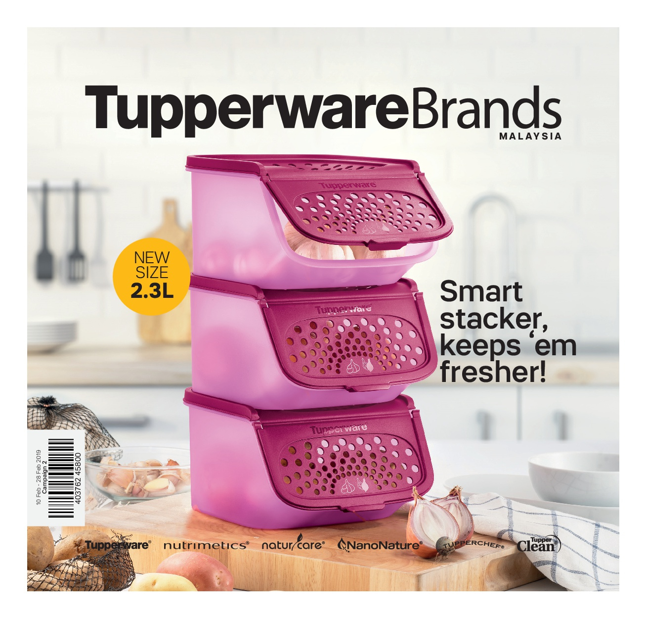 Catalog Tupperware
