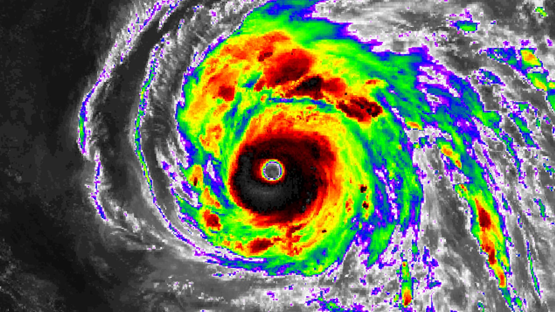 Category 5 Super Typhoon Maria Heads For Taiwan, Mainland