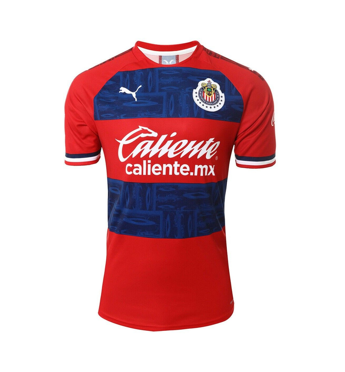 Chivas Puma Men's Away Jersey Futbol Liga Mx 2019/2020