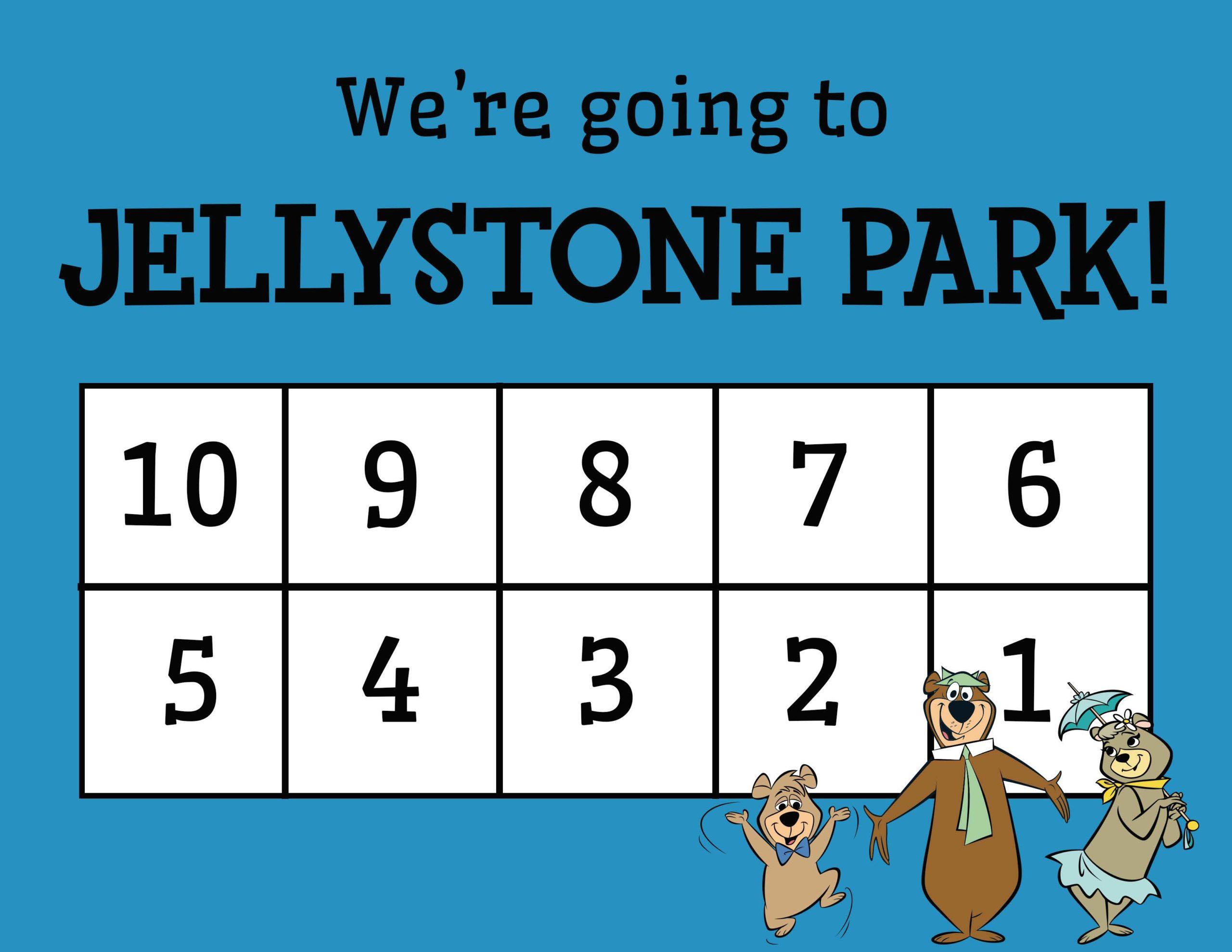 Countdown Calendar - Yogi Bear's Jellystone Park™: Memphis