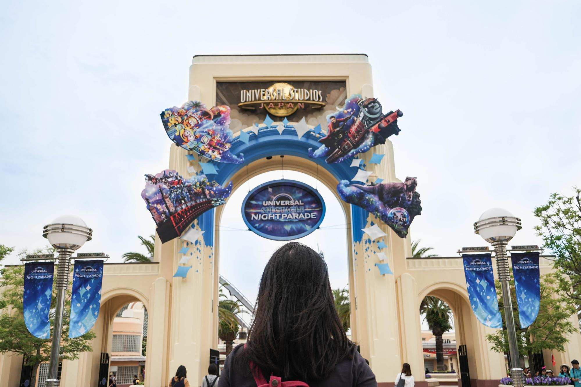 Counting Down In Universal Studios Japan Is The Grand Finale