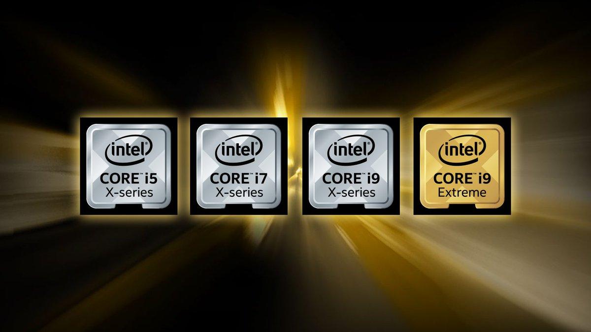 Процессоры Intel Cascade Lake-X Core I9 Стартуют От $590; 18