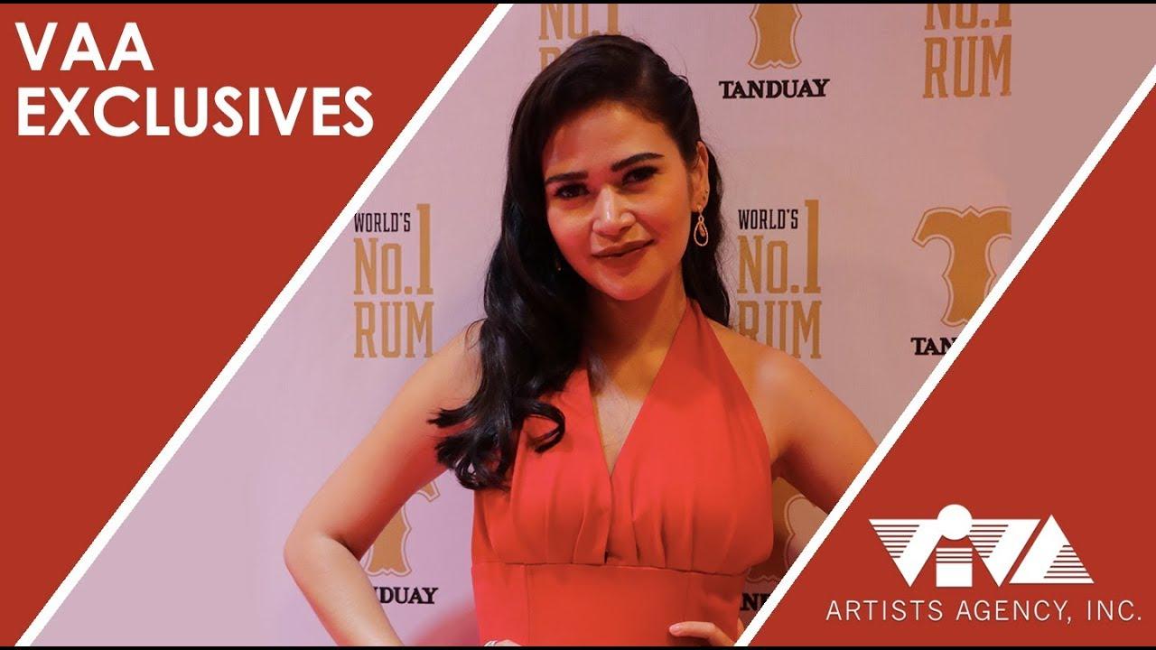 Exclusive | Bela Padilla Is The New Tanduay Calendar Girl For 2019