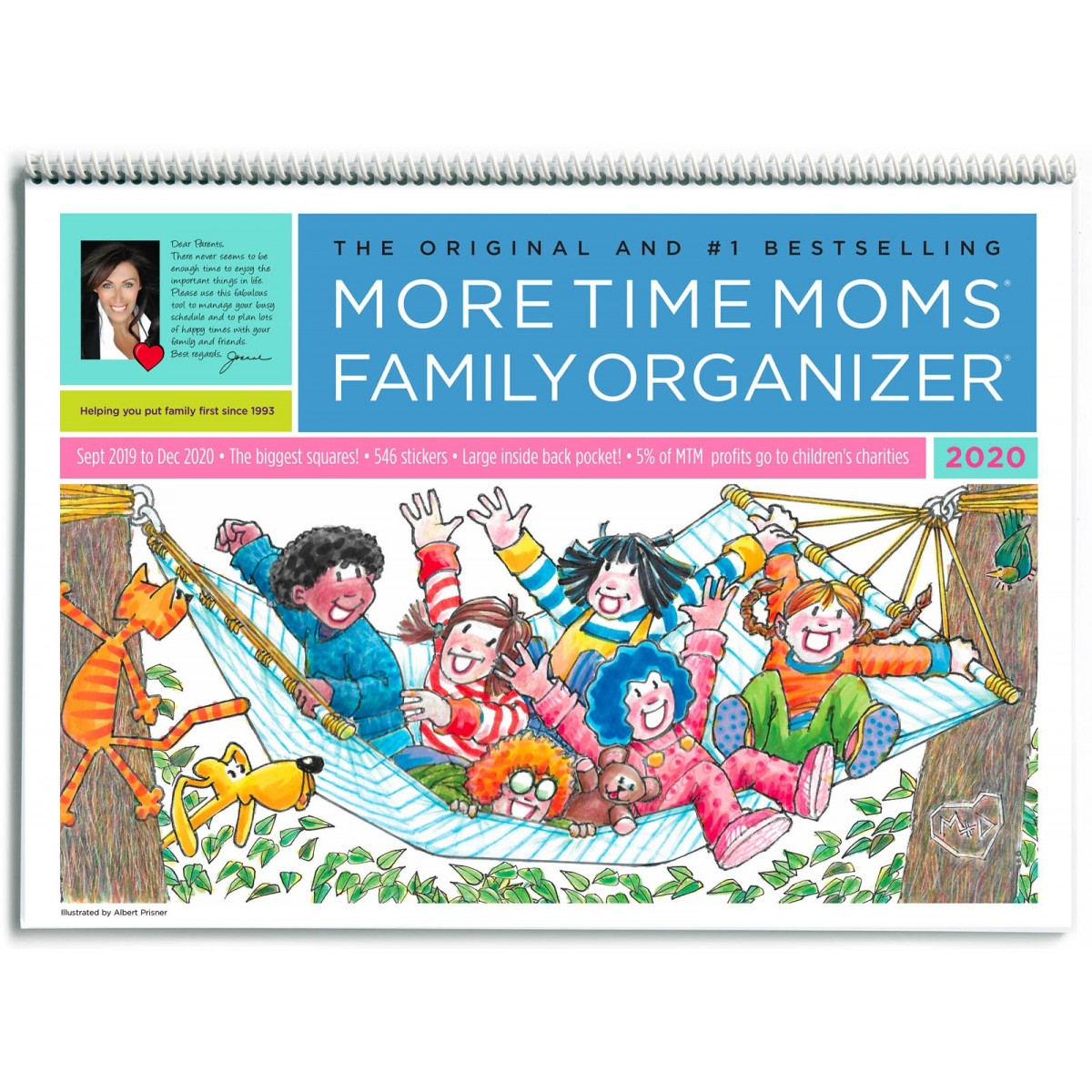 Family Organizer 2020 | More Time Moms