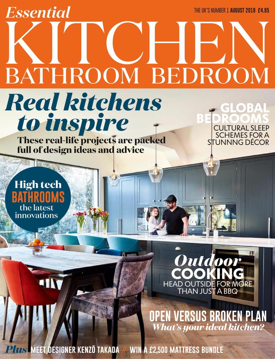 Get Your Digital Copy Of Essential Kitchen Bathroom Bedroom