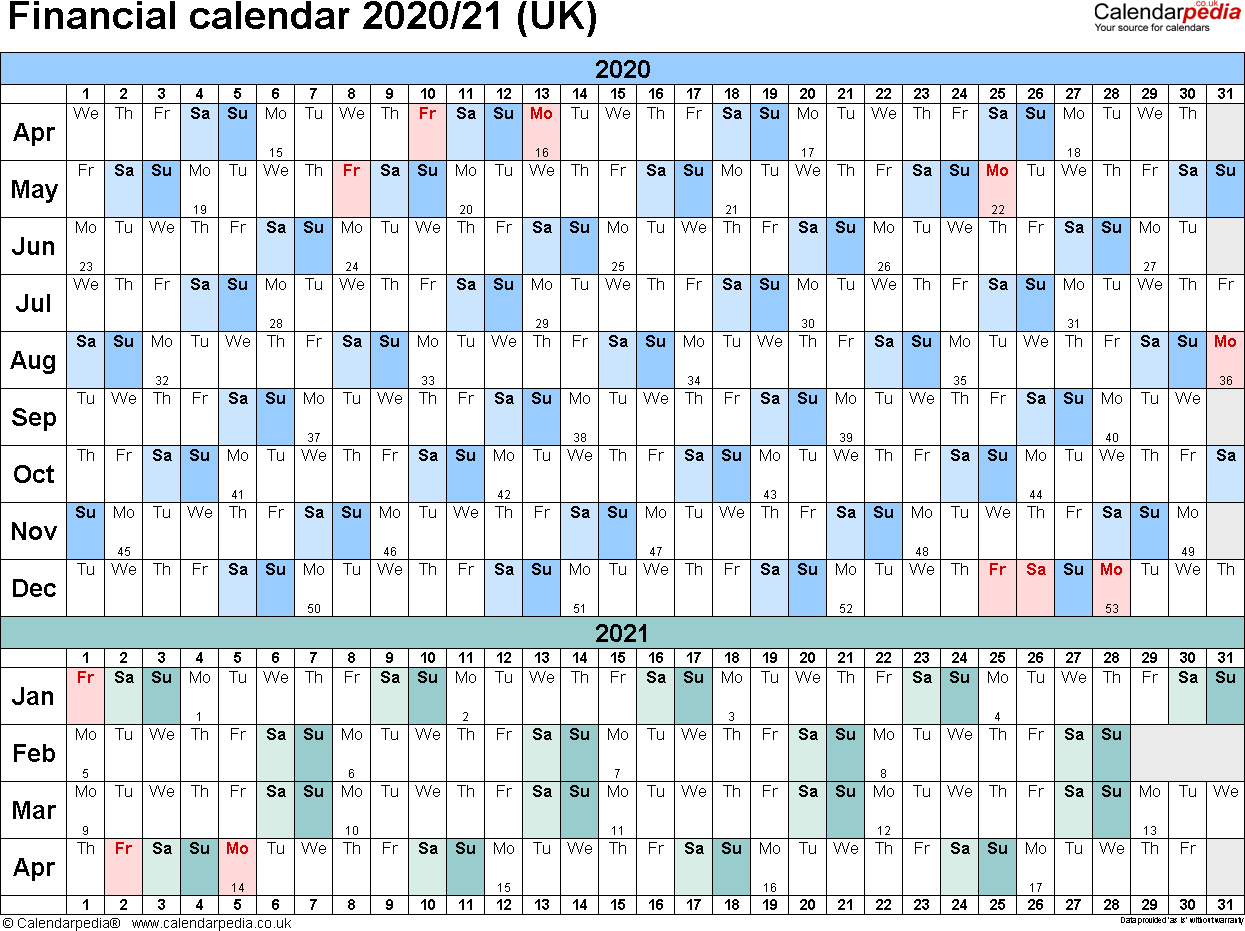 Hmrc Tax 2019 – 2020 Calendars | Calendar Template Printable