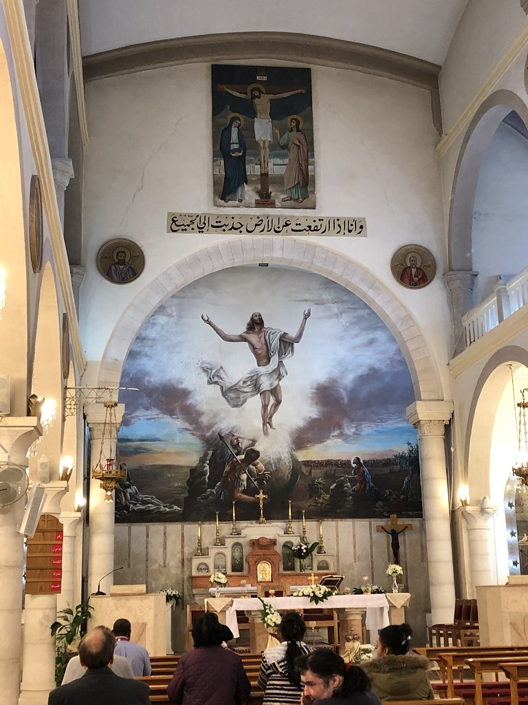 Holy Land Pilgrimage 2018 - Day 4 - Diocese Of Westminster