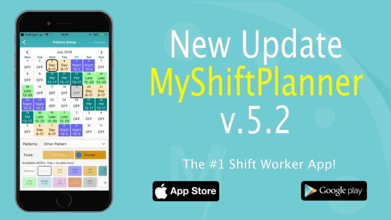 Home - Myshiftplanner