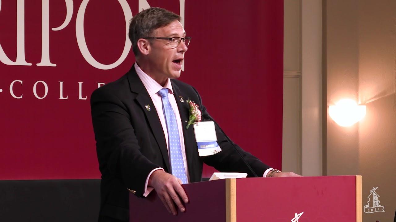 James Czarnik '89 Receives Ripon College Distinguished