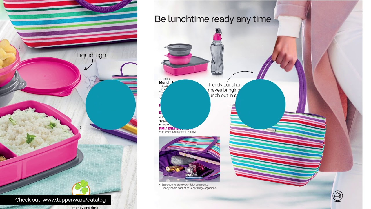 July 2019 Catalog | Tupperware Brands Malaysia