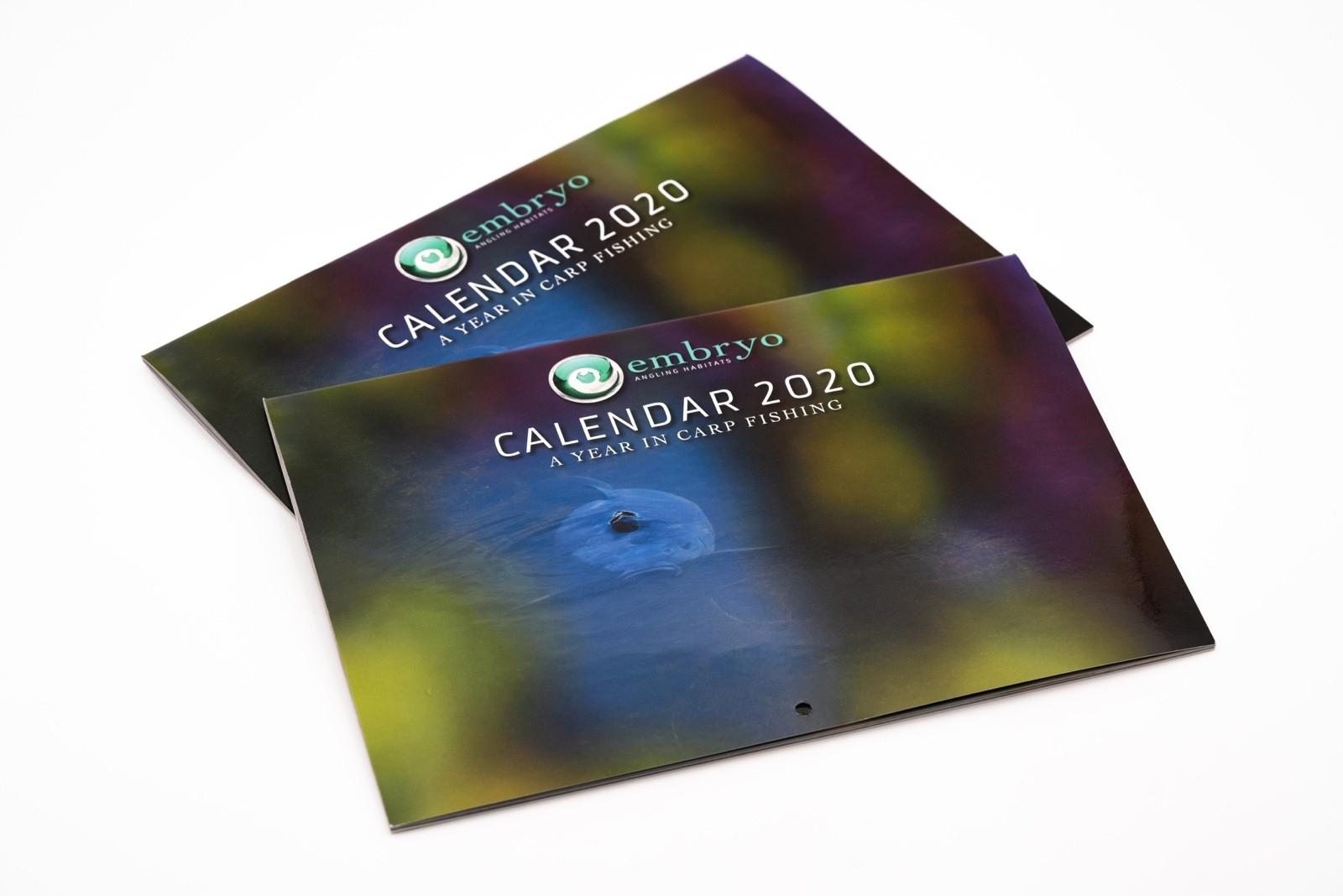 Korda - Embryo Calendar 2020