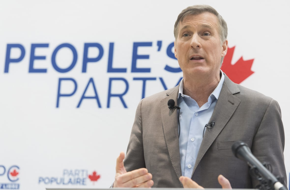 Maxime Bernier's People's Party Posts Mixed-Bag Results
