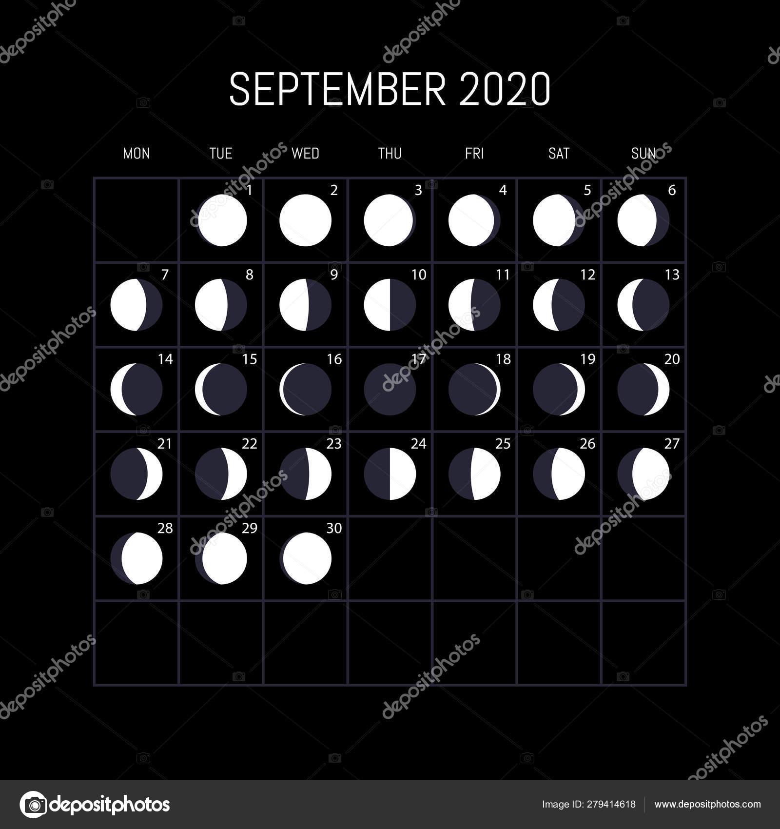 Pick Moon Chart September 2020