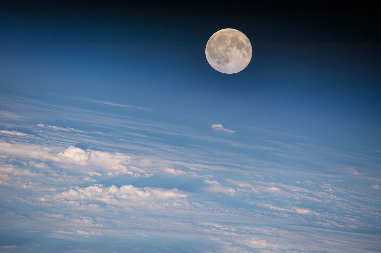 October 2019: The Next Full Moon Is The Hunter's Moon – Nasa