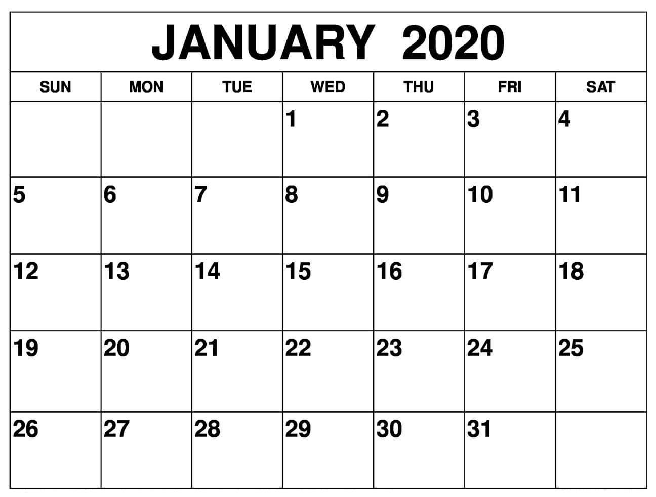 Online January 2020 Calendar Uk Holidays - 2019 Calendars