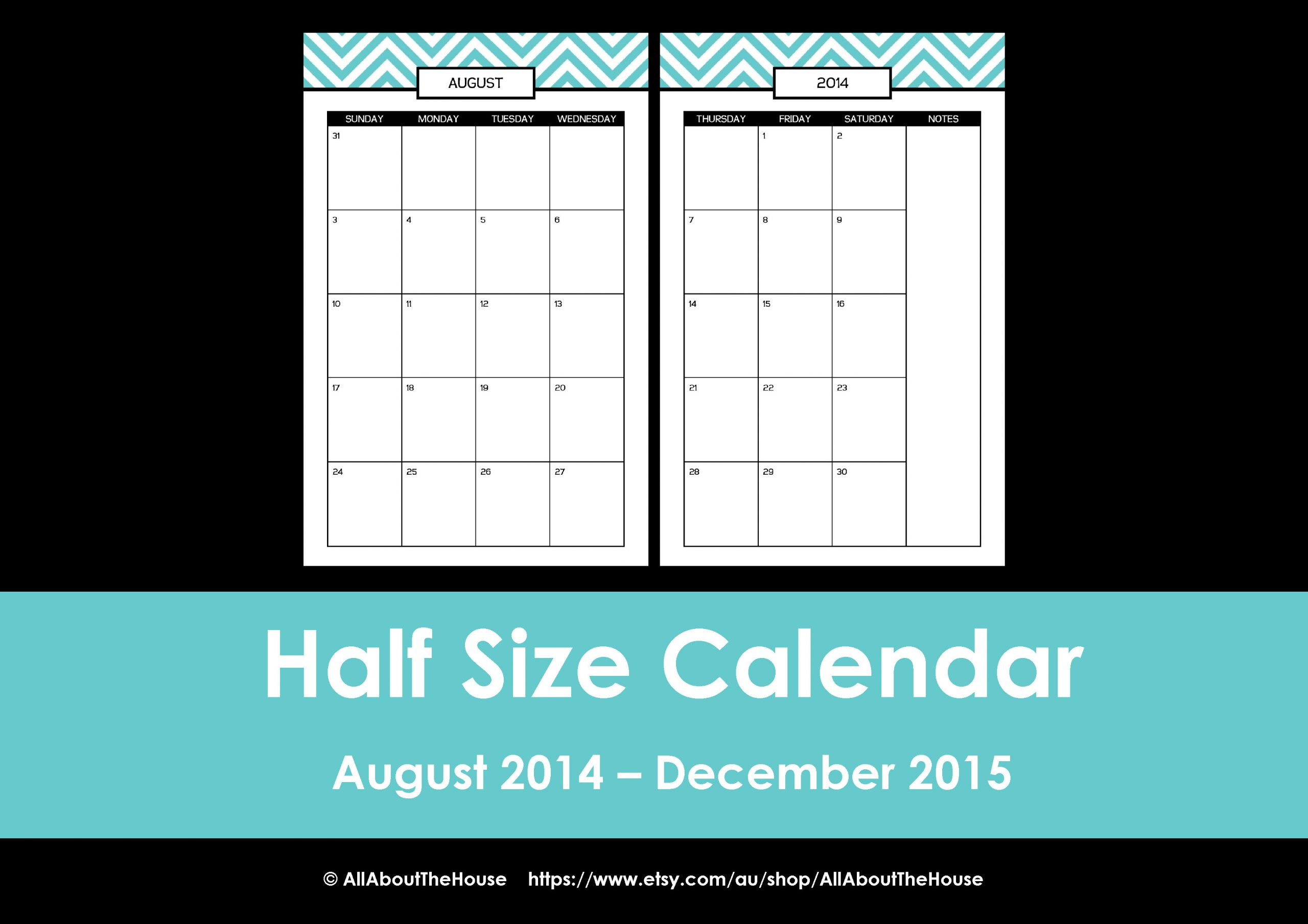 Personalised Weekly Planner | Allaboutthehouse Printables