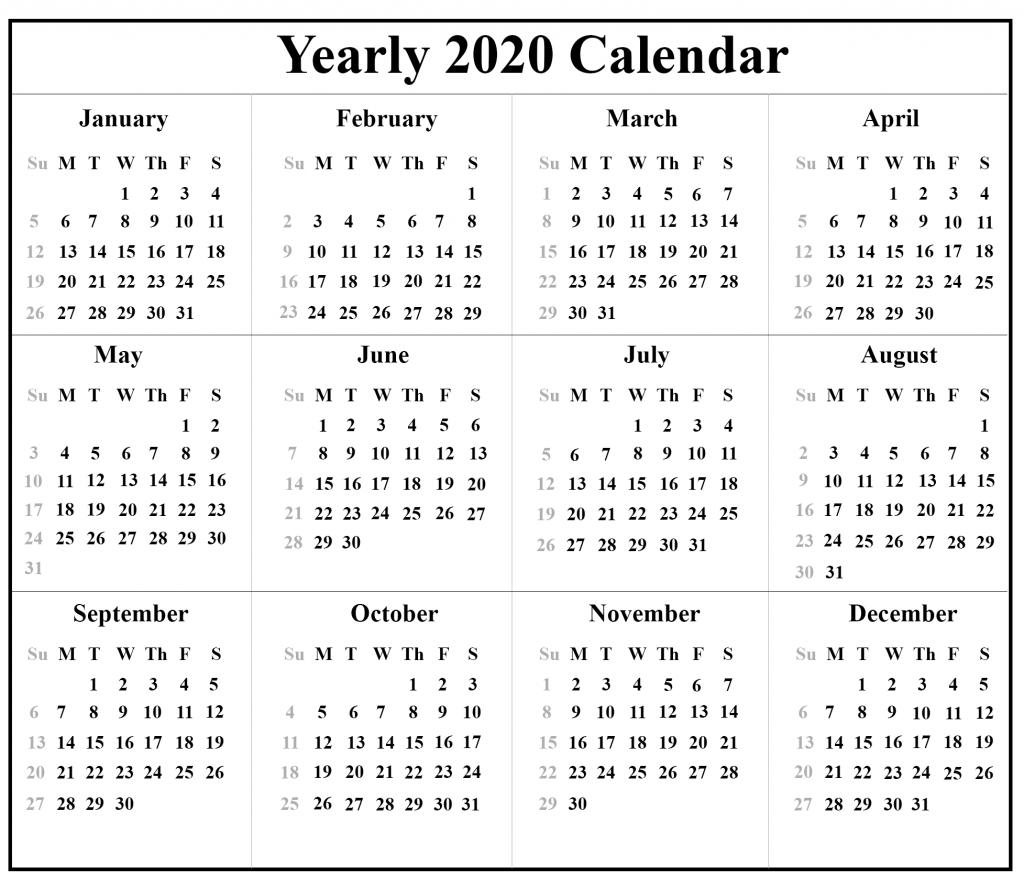 Printable Free Blank Australia 2020 Calendar | Calendar Wine