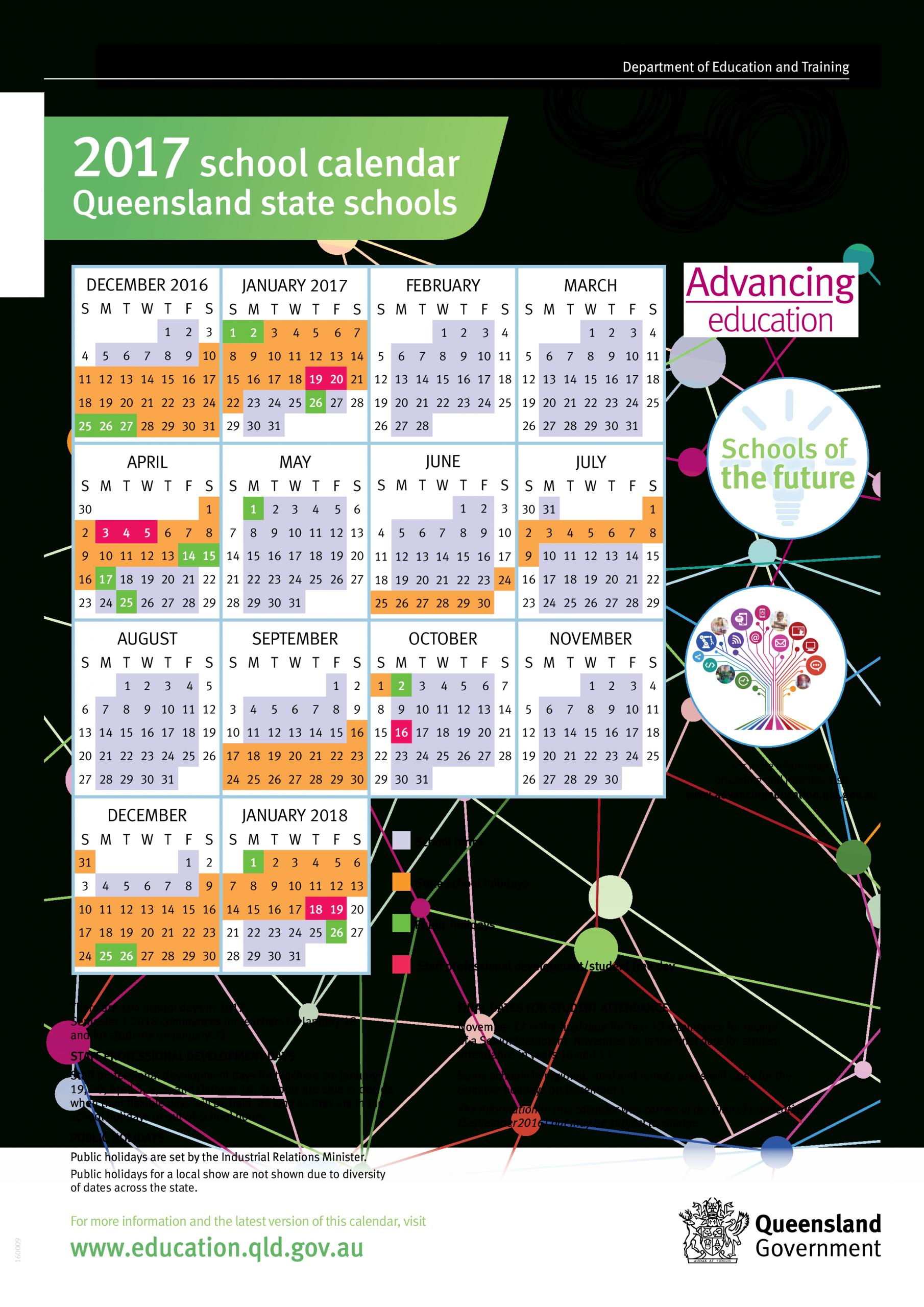 Printable School Calendar | Templates At