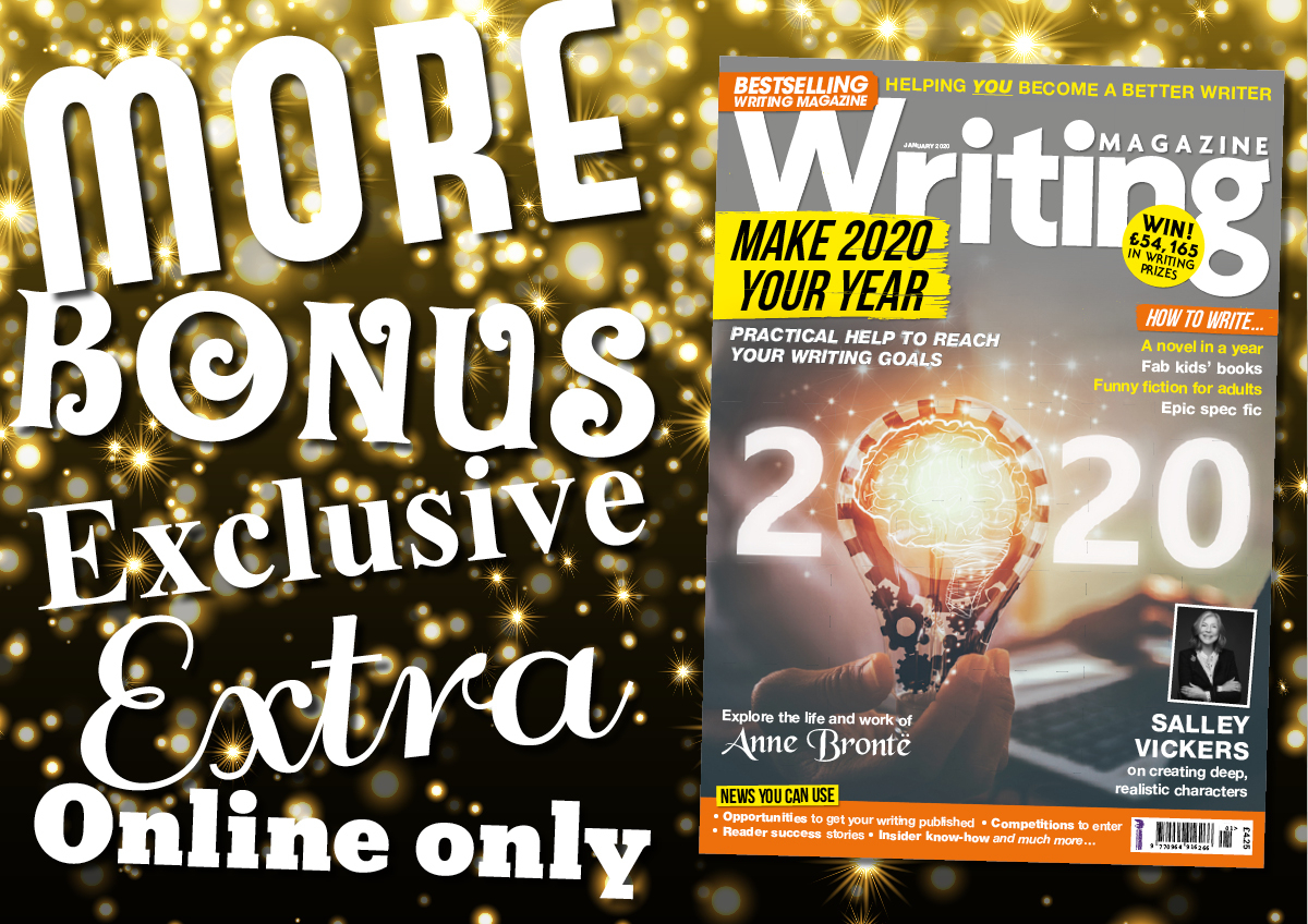 Read More, Write Better - Writing Magazine Bonus Content