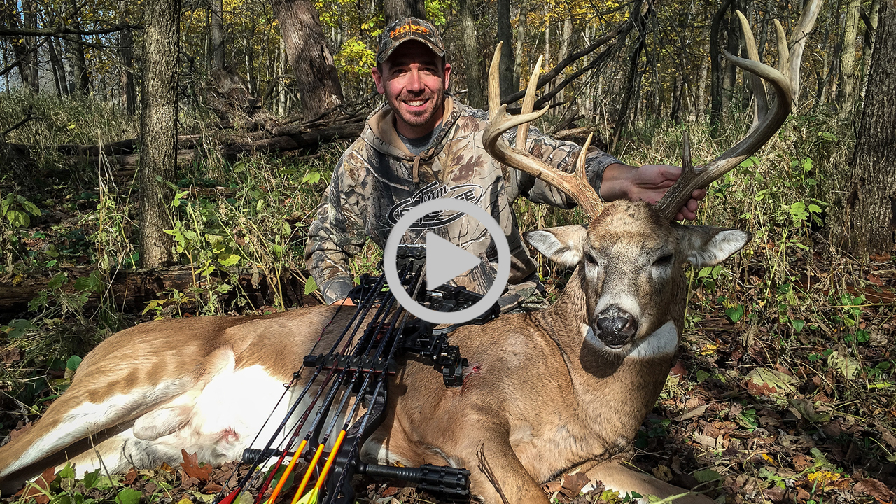 S2E5: Midday Monsters, Illinois Rut Action - Midwest Whitetail
