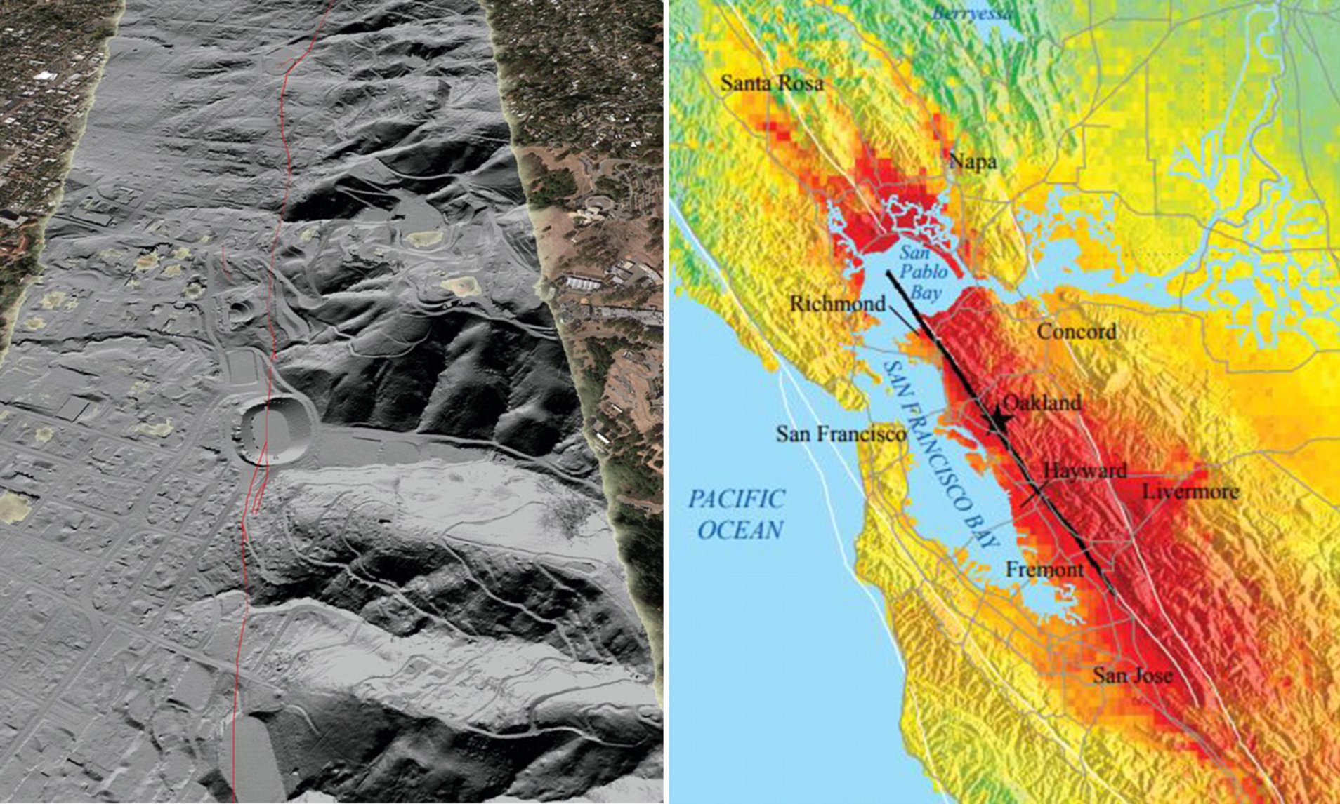San Francisco Bay Area Fault Is A 'tectonic Time Bomb