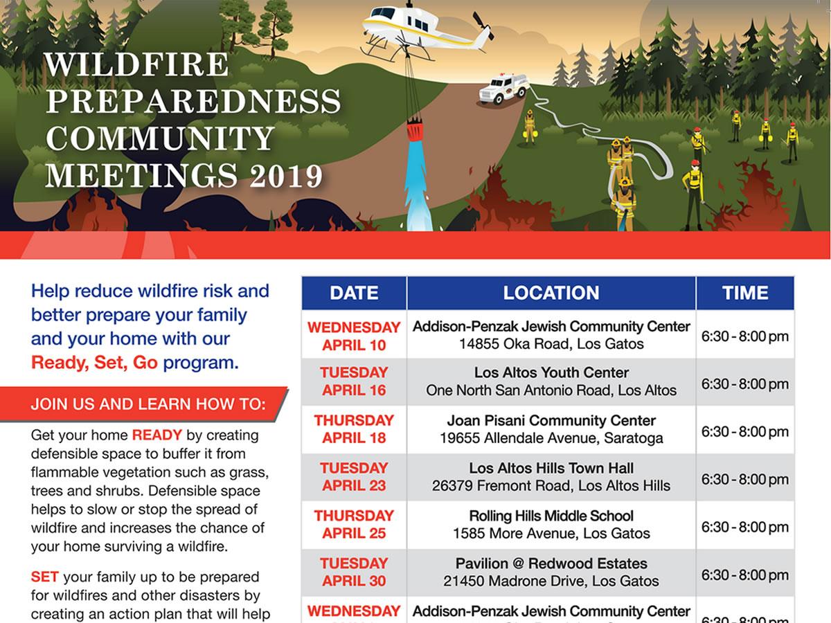 Santa Clara County Fire Department - County Fire - Sccfd