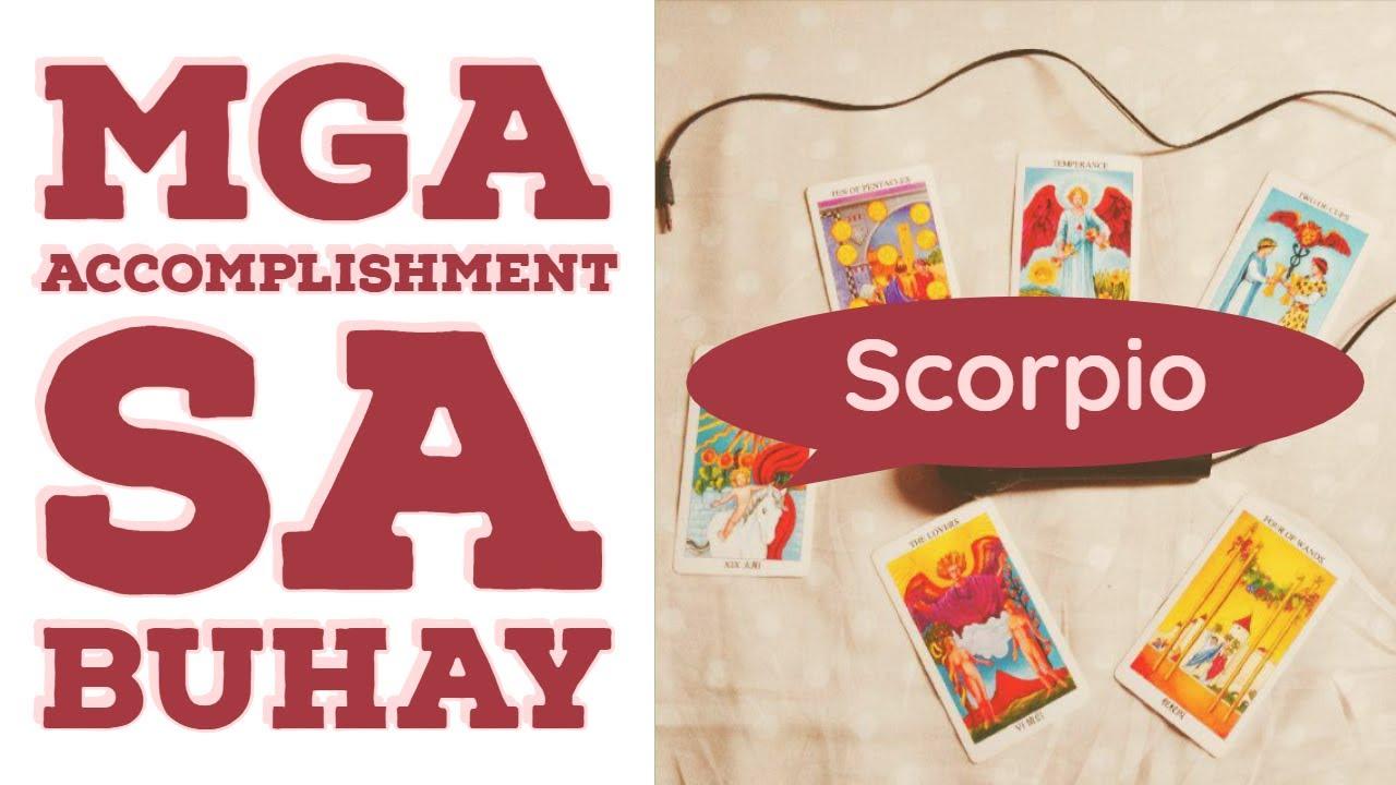 """Scorpio January 1 - 15, 2020 Tagalog Tarot Reading (Bi-Weekly) - """"mga Bagay  Na Pinapangarap"""""""