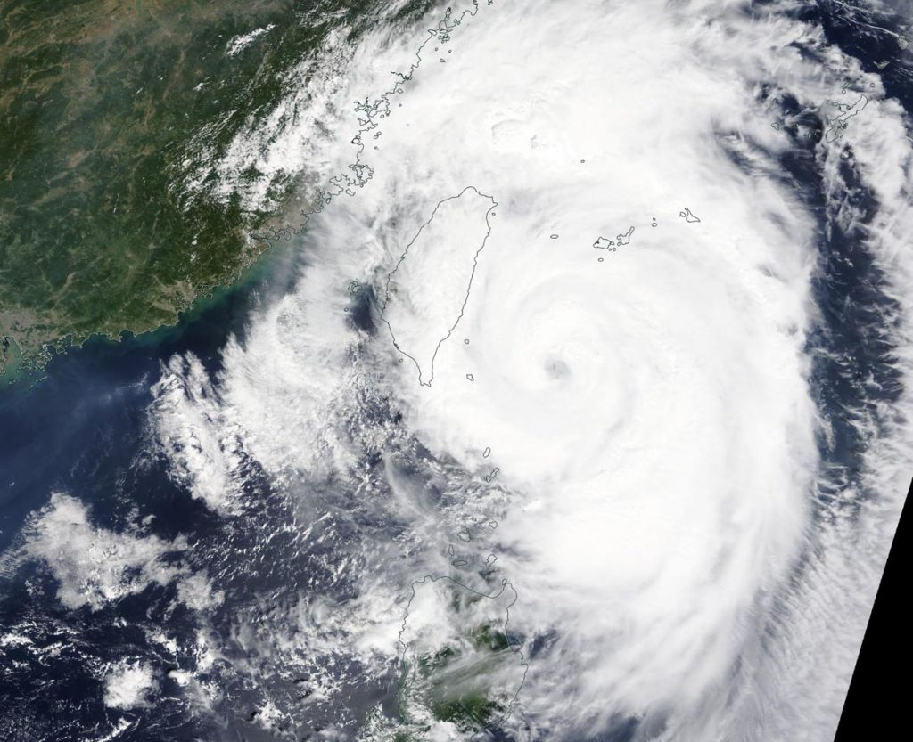 September 2019 – Hurricane And Typhoon Updates