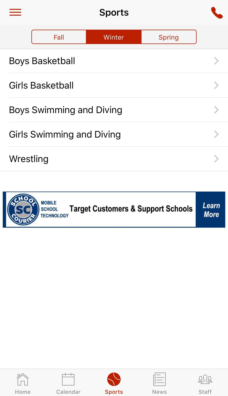Southport Athletics - Indiana Для Андроид - Скачать Apk