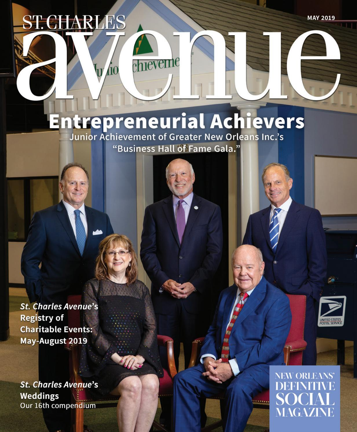 St. Charles Avenue Magazine May 2019 By Renaissance