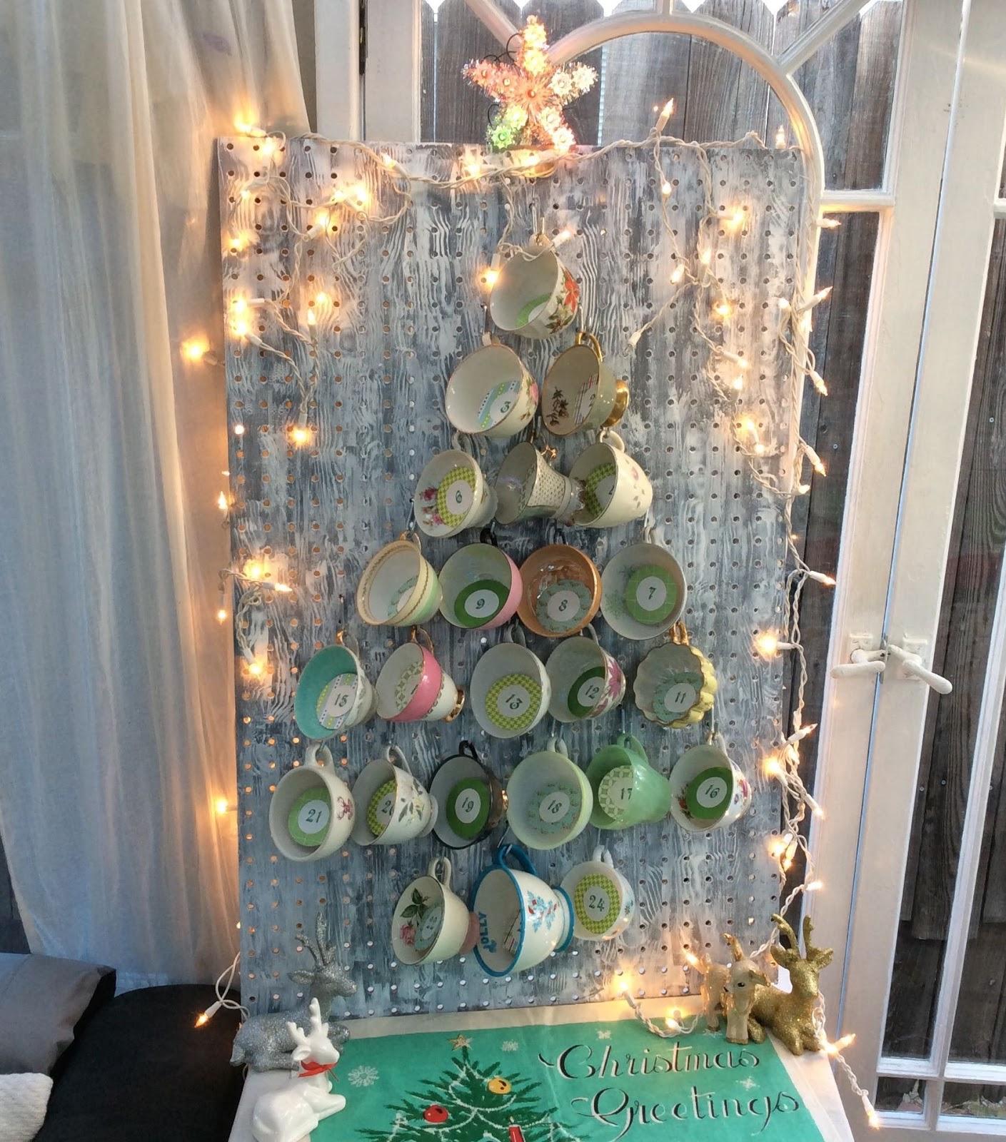 Sweater Surgery: 24 Cups Of Tea Christmas Countdown Calendar