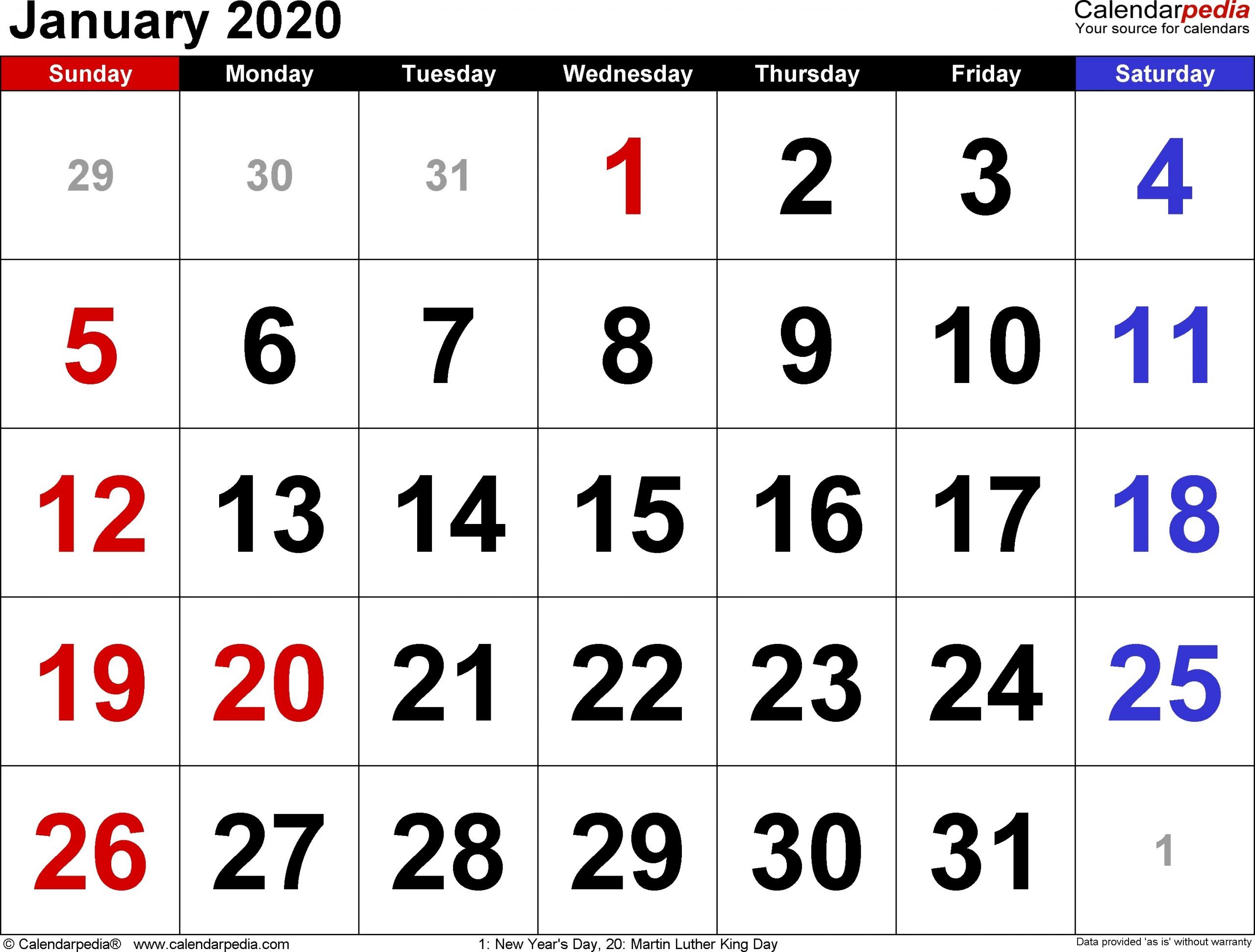 Tamil Calendar January 2020 | Calendar Template Information