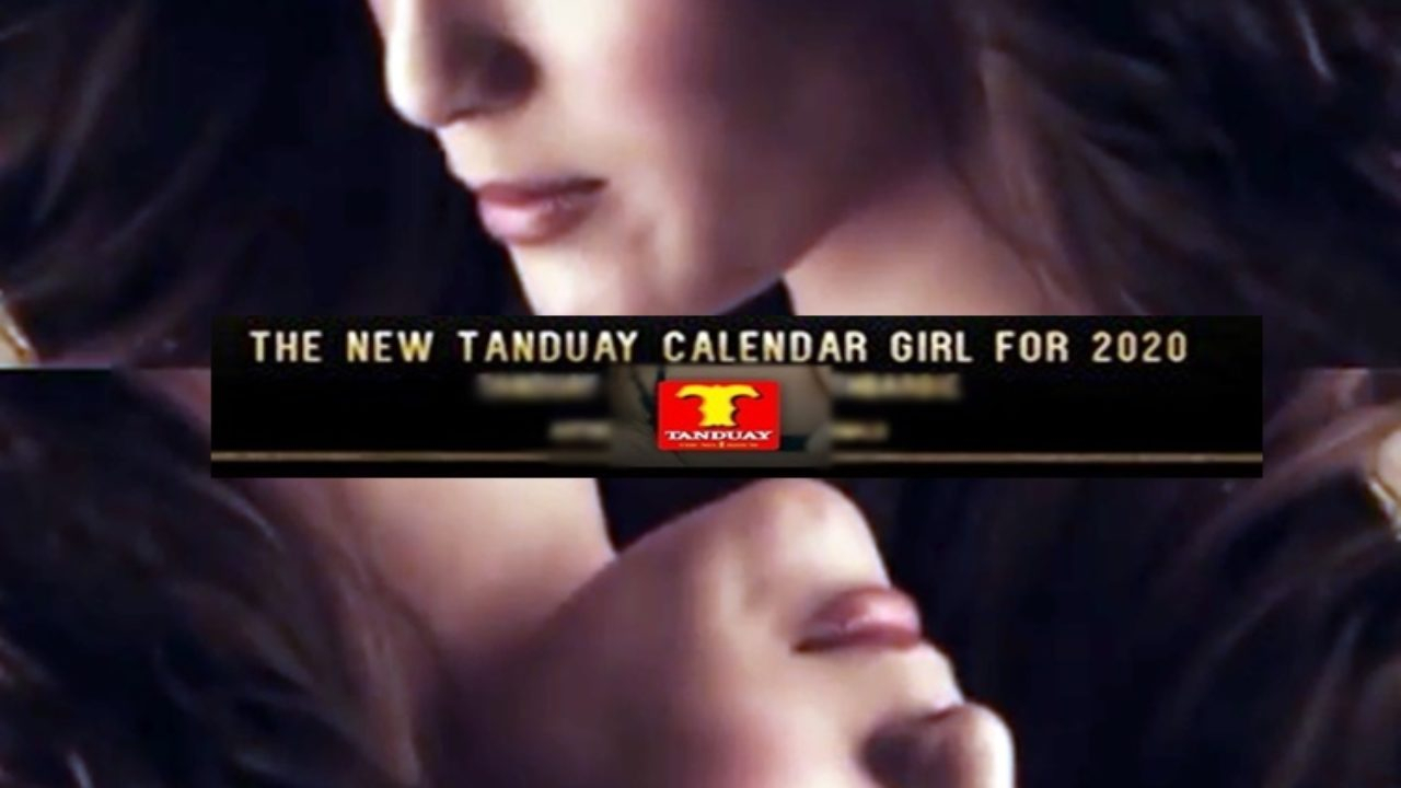 Tanduay Calendar Girl 2020: Meet The New Calendar Girl